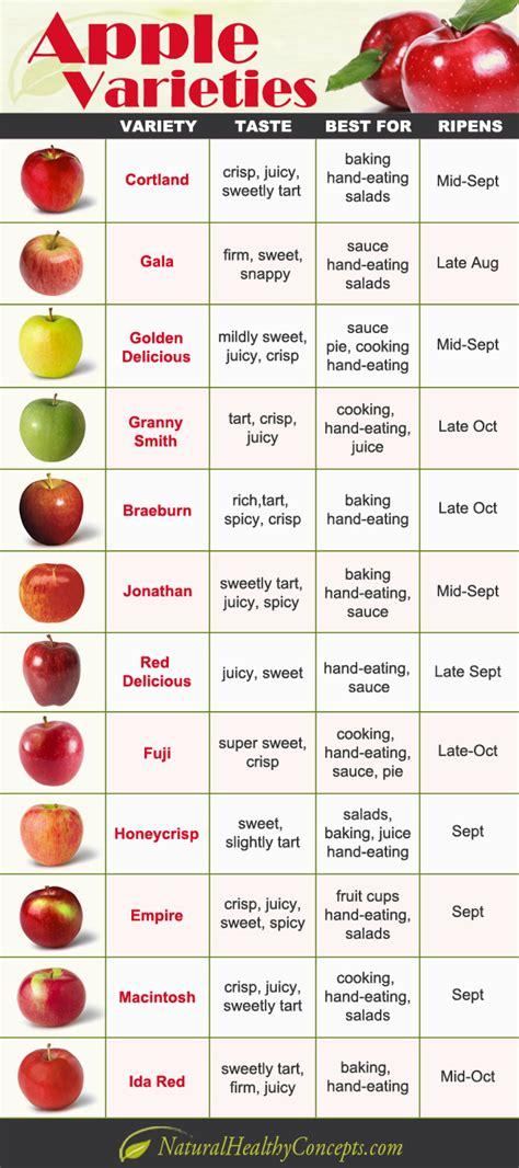 apple varieties opinions on list of apple cultivars