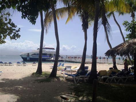 catamaran to palomino island take a day pass to palomino island puerto rico