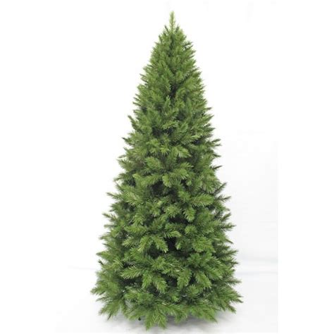 slim vienna christmas tree green 2 13m artificial