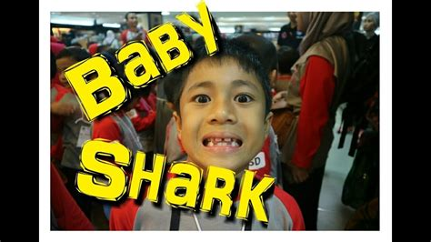 baby shark walikota bogor baby shark dance sekolah alam bogor youtube
