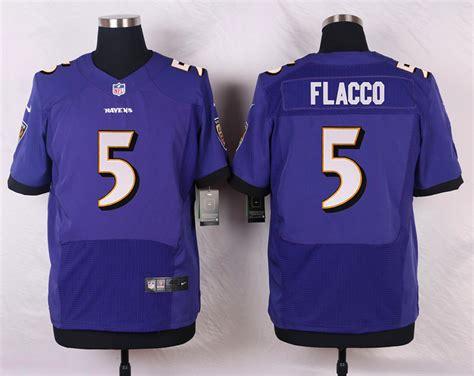 replica purple joe flacco 5 jersey like p 1454 nike ravens 5 joe flacco purple team color s stitched