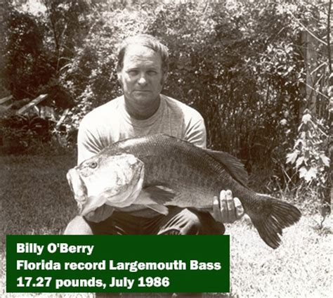 Records Florida Big Catch Florida State Record