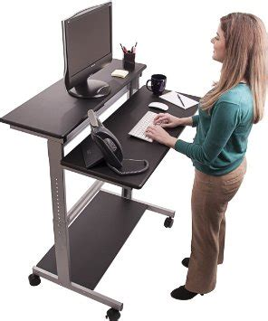 standing desk weight loss is using a standing desk at work beneficial for health