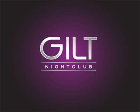 nightclub logo design logo design entry number 24 by adesign gilt nightclub