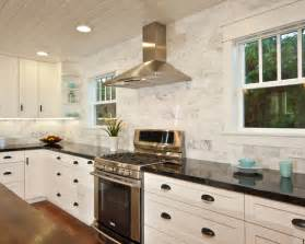 marble tile backsplash beautiful homes design