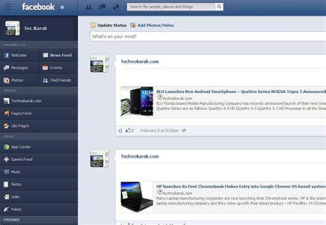 facebook themes html want to change look feel and theme of facebook try