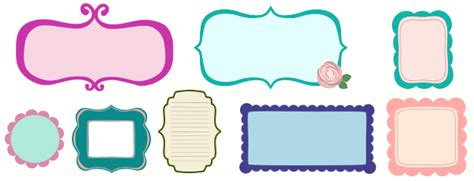 http www topcard tag templates pic m header card desig jpg free vector scrapbook frames labels journal tags