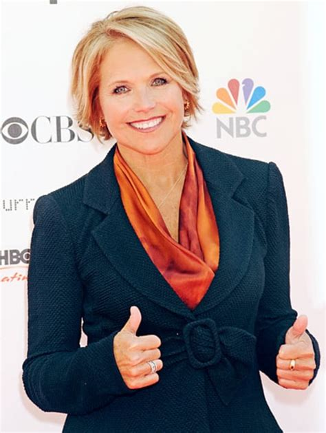 how to style katie couric hair credit jeffrey mayer wireimage