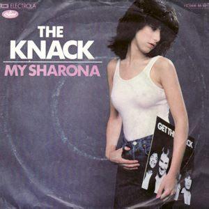 The Knack the knack my sharona single 1979 ciclotimia zondica