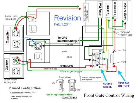inverter connection diagram for house www imgkid