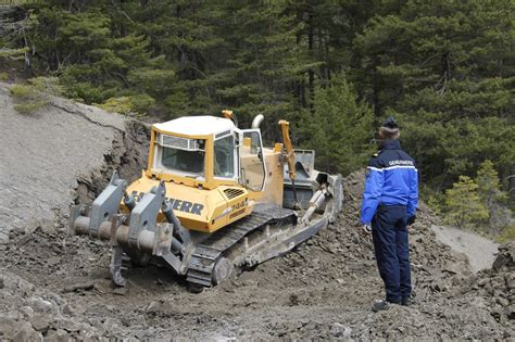 dozer accident germanwings plane crash in southern france wall street