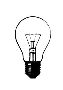 how to draw light bulb coloring pages object repeats