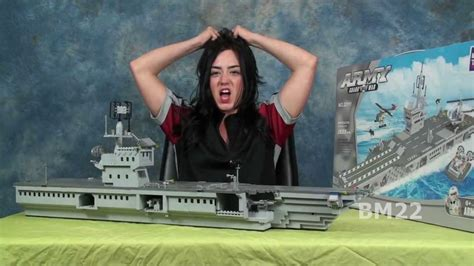 Us Belia Set Navy lego compatible brictek navy aircraft carrier review