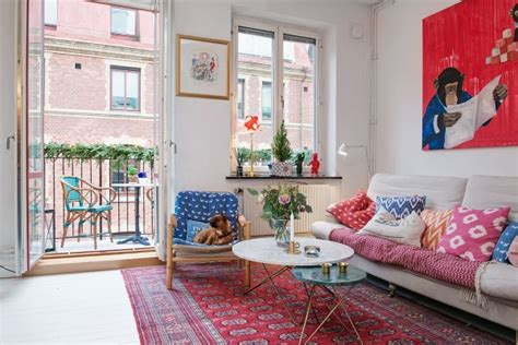 Ideas For A Girls Bedroom appartement scandinave au caract 232 re boh 232 me
