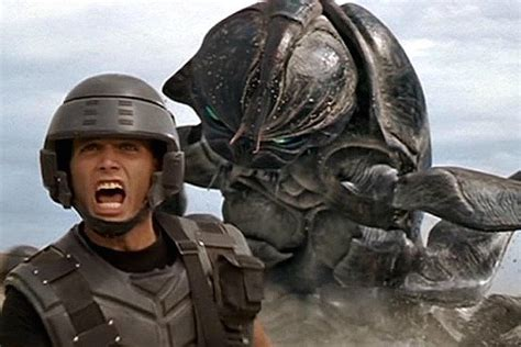 Starship Troopers Original starship troopers remake has fans devastated f you