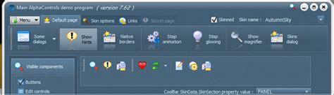 delphi menubar tutorial delphi menu bar similar to ribbon stack overflow