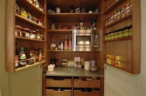 Larder by Larder Another Idea To Give A Retro Feel To Your Kitchen