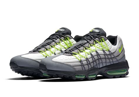 air max 95 nike air max 95 ultra se quot neon quot sneakernews
