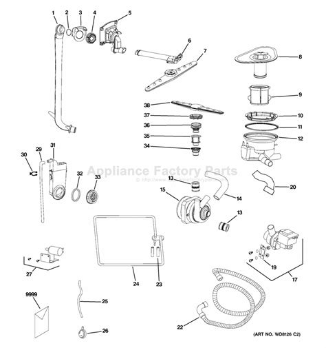 hotpoint dishwasher parts diagram hotpoint dishwasher parts images frompo