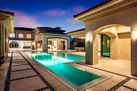 Agrestic Luxury Homes Luxury Mediterranean Homes House Plan 2017