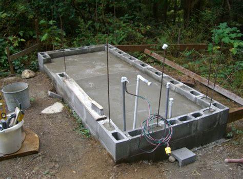 amudu basic steps of building a foundation
