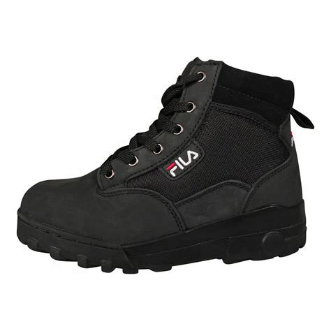 mens grunge boots fila grunge mid boat winter boots shoes winter boots