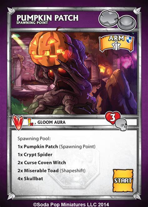 dungeon explore card template pumpkin patch superdungeonexplore wiki fandom powered