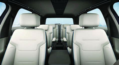 volkswagen crossblue interior volkswagen considering seven passenger crossover utility