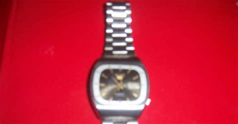 Seiko 5 Kotak warung jadul dan antik jam tangan seiko 5 kotak terjual