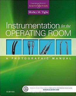 Instrumentation For The Operating Room Pdf by