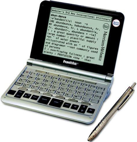 unabridged electronic dictionary   nolij