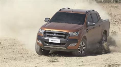 ford ranger 2015 2015 ford ranger wildtrak looks rough and rugged