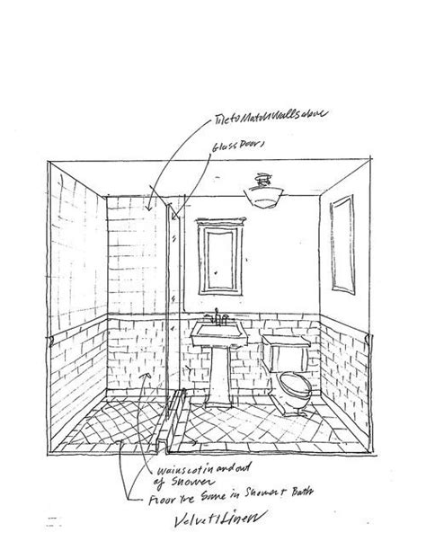 Small Master Bathroom Design Brooke Giannetti Online Design 2 67 Quot X 43 Quot Home Master