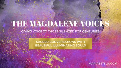 the voice of the magdalenes a sequel to grandmother of jesus books the magdalene voices mastery through