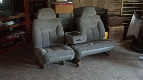 s10 bench seat seat upgrade done chevy truck forum gm truck club