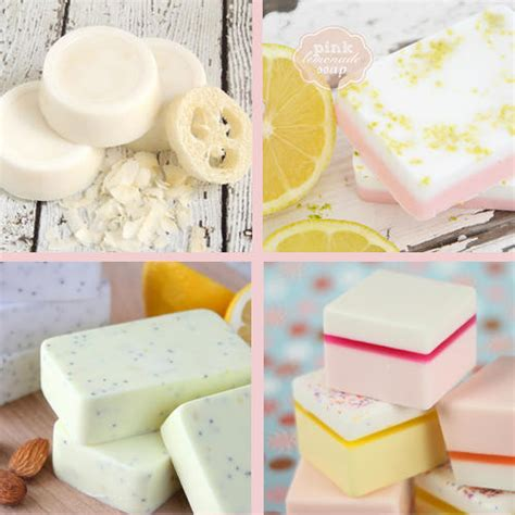 Diy Handmade - handmade diy macaron melt and pour soap tutorial soap