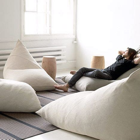 Lounge Bean Bag Chairs by Best 25 Bean Bags Ideas On Bean Bag Beanbag