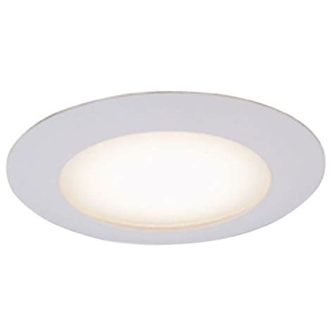recessed lights commercial electric 4 in white shower recessed lighting