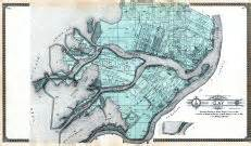 clay township, atlas: st. clair county 1916, michigan