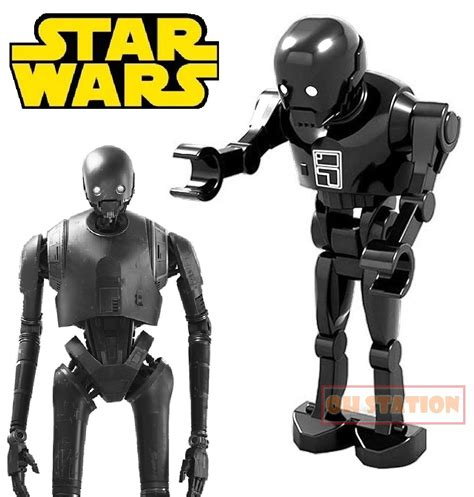 Minifigure Minifig Wars Starwars Rogue One K 2so K2so Droid k 2so minifigure fits lego wars rogue one k 2so ebay