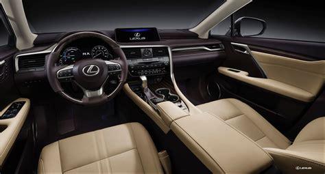 white lexus 2017 interior lexus rx interior
