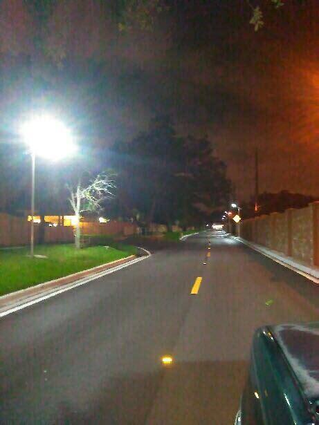 solar street lights usa nomo smart solar street light in usa smart solar street