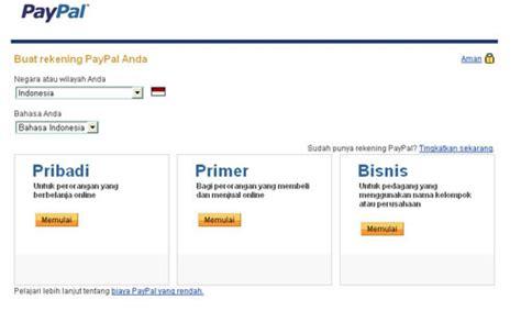 buat akun paypal gratis bikin akun paypal gratis tanpa rekening aryawiguna s blog