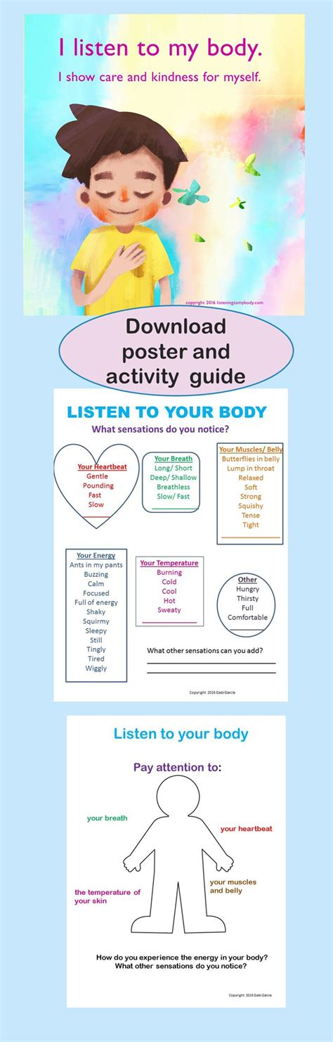 printable mindfulness poster 17 best images about lunch bunch ideas on pinterest