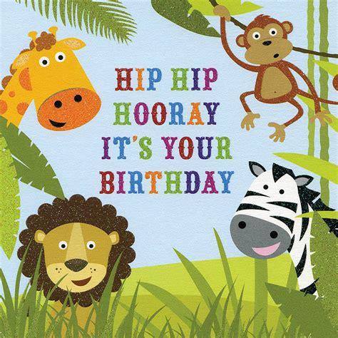 Childrens Birthday Cards Children S Birthday Cards By Aliroo Notonthehighstreet Com