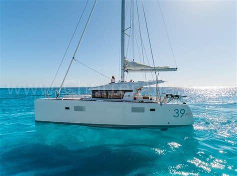 catamaran day hire ibiza lagoon 39 catamaran charter in ibiza charteralia boat