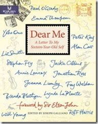 dear dear dear me letters of healing for growing up without a books dear me a letter to my sixteen year self edited by