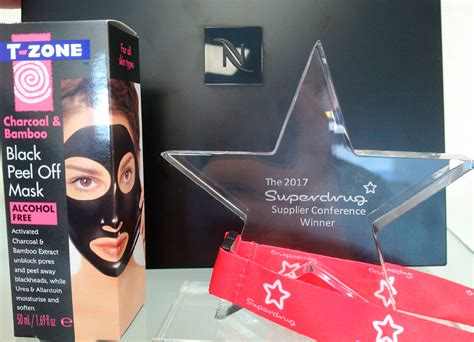 Superdrug Awards by T Zone Winner At The Superdrug Conference 2017 Brodie