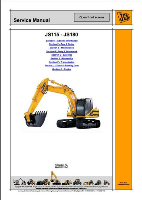 jcb js130 wiring diagram 24 wiring diagram images