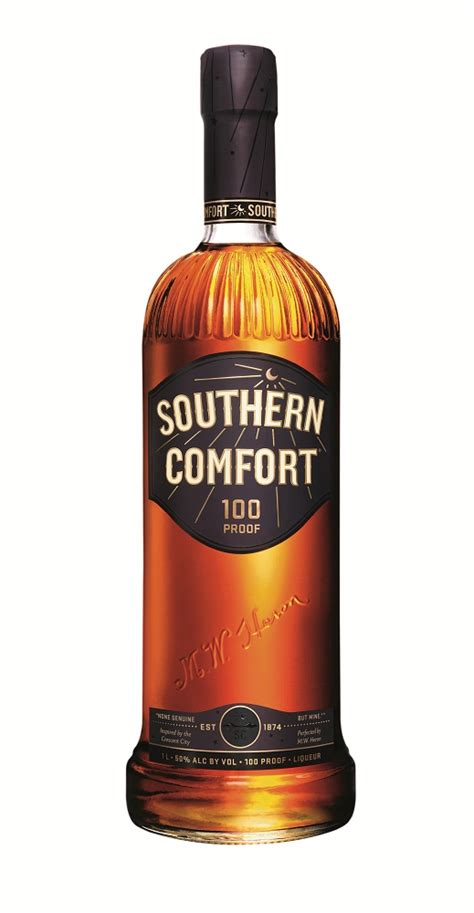 Southern Comfort Drinks by Southern Comfort 100 Proof Liqueur Review Recap Hub